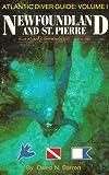 Newfoundland And St. Pierre (Atlantic Diver Guide, Vol. 1) Plus Atlantic Shipwreck List- 1965 to 1883
