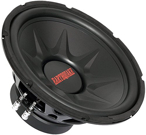 Earthquake Sound TNT-12DVC 12-inch Subwoofer with Dual 4-ohm Voice Coil