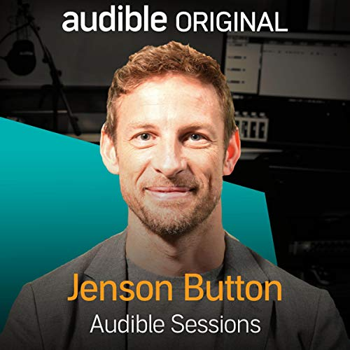 Jenson Button cover art