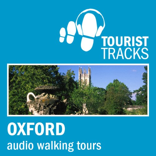 Tourist Tracks Oxford MP3 Walking Tours cover art