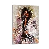 baozou Whitney Houston Poster, dekoratives Gemälde,