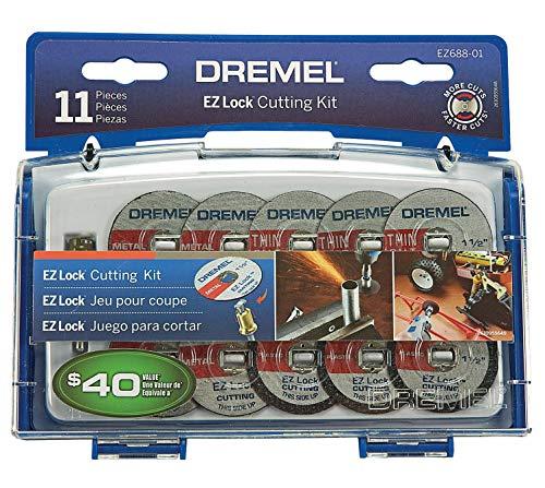 Dremel Ez688-01 Cutting Mini Kit 10Pc