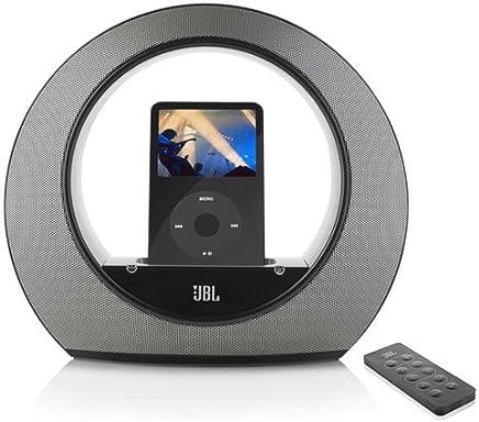 JBL Radial Micro Docking Speaker for iPod (Black)