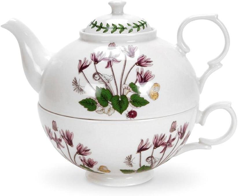 Portmeirion Botanic Garden Tea For One Set 12oz