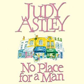 No Place for a Man                   By:                                                                                                                                 Judy Astley                               Narrated by:                                                                                                                                 Marlene Sidway                      Length: 7 hrs and 54 mins     1 rating     Overall 3.0