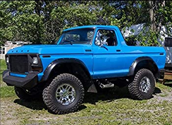 Paperback Ford Bronco Ranger : 120 Pages with 20 Lines You Can Use As a Journal or a Notebook . 8. 25 by 6 Inches Book