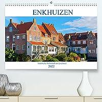 Enkhuizen - historische Hafenstadt am Ijsselmeer (Premium, hochwertiger DIN A2 Wandkalender 2022, Kunstdruck in Hochglanz): Fotos vom idyllischen Enkhuizen (Monatskalender, 14 Seiten )