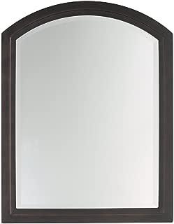 Murray Feiss MR1042ORB Boulevard Beveled Mirror, Oil Rubbed Bronze
