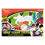 Finger play MICKEY in NURSERY outing flower (japan import)