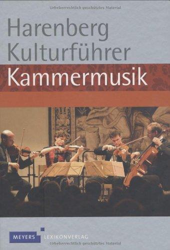 Harenberg Kulturführer Kammermusik
