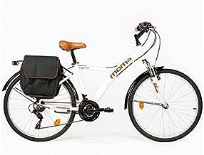"""Moma Bikes Bicicleta Trekking / Paseo  HYBRID 26"""", Alu"""