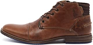 Wild Rhino Chambers Mens Lace Up Boots Mens Shoes