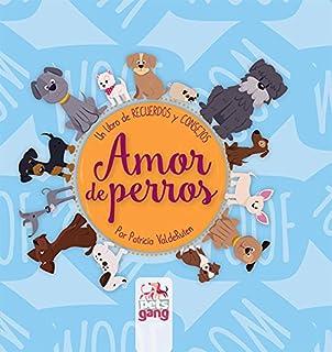 Amor de Perros Libro de recuerdos de mascota Para personalizar + Manual de consejos y Tips