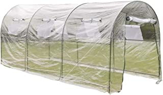 comprar comparacion vidaXL Invernadero Portátil de PVC Transparente Caseta de Plantar Jardinería