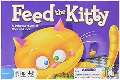 60% de descuento Gamewright Feed the Kitty by by by Gamewright  nueva marca