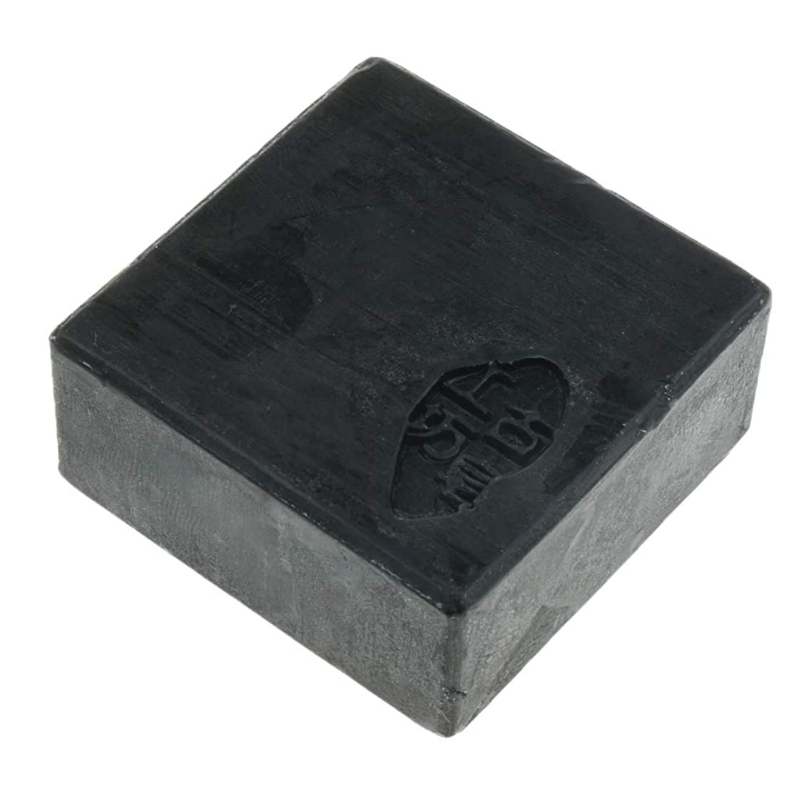 硫黄手紙を書く振幅D DOLITY ボディ フェイスソープ バス スキンケア 保湿 肌守り 全3色 - ブラック