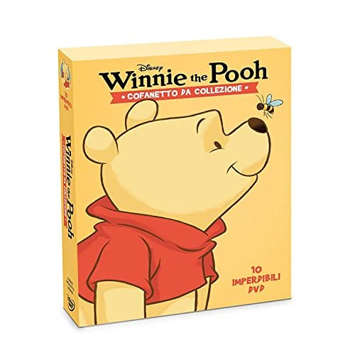 Winnie the Pooh Collection (10 DVD)