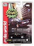 Auto World 4Gear Batman Tv Series 1966 Batmobile Ho Scale Slot Car