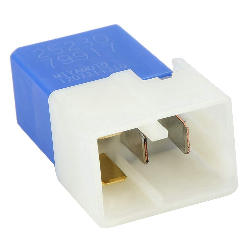 Qiilu Branded goods Multi-Purpose Cash special price Electrical Relay for Versa Titan Xter Nissan