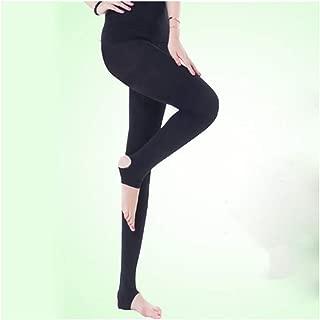 Women's Tights Elastic Skinny Velvet Toed Pantyhose.Black/Nude Foot Tights Ladies Silk Stockings