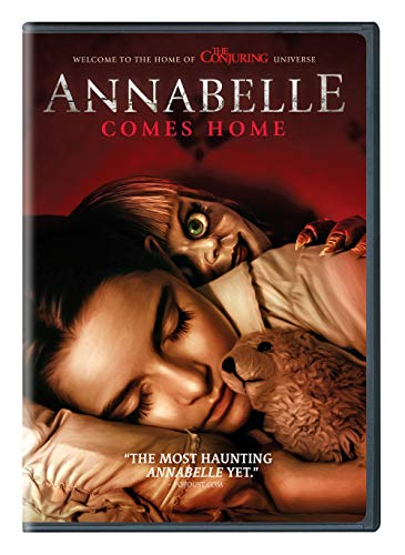 Annabelle Comes Home (DVD)