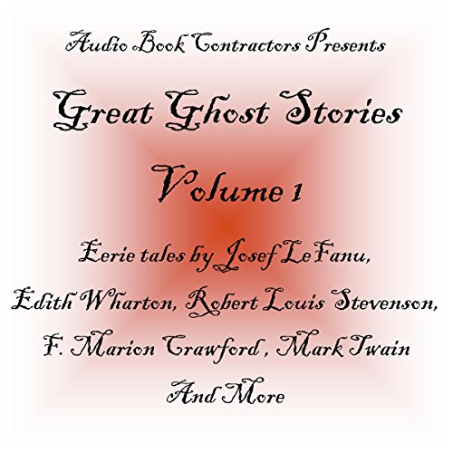 Couverture de Great Ghost Stories - Volume 1