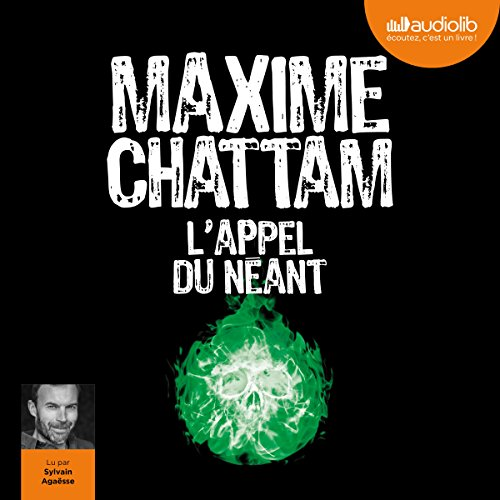 L'appel du néant audiobook cover art