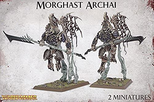 Morghast Archai Harbingers by Citadel