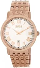 Hugo Boss Rose Gold Tone Stainless Steel Watches 1513144