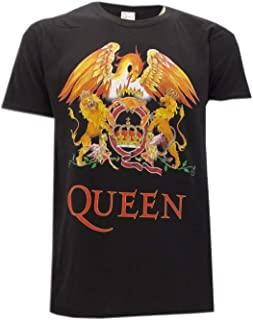 Camiseta hombre logotipo Queen