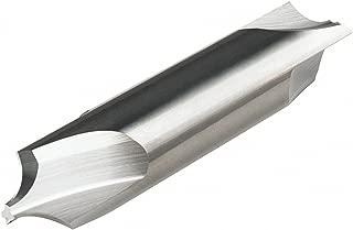 nACo Monolayer Finish 0.030 Corner Radius 0.3125 Cutting Diameter Helix 2 Overall Length 0.3125 Shank Diameter Melin Tool VXMG Carbide Corner Radius End Mill 4 Flutes Variable Helix Roughing Cut