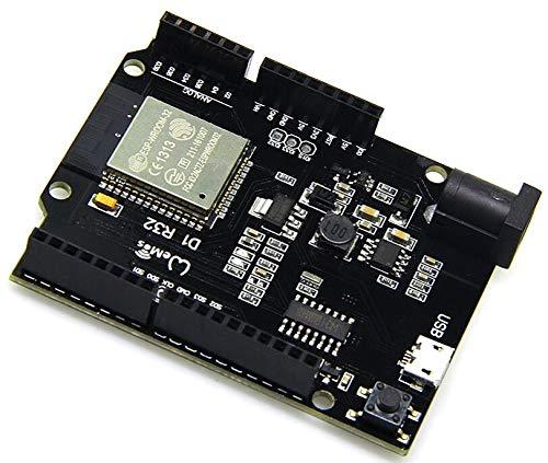 TECNOIOT ESP32 ESP32S WiFi & Bluetooth 4MB Flash