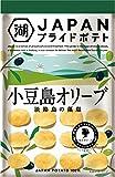 湖池屋 Japan Pride Potato 小豆島オリーブ 58g ×12袋