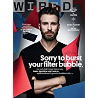Wired Magazine Subscription 1 Year 11 Issues
