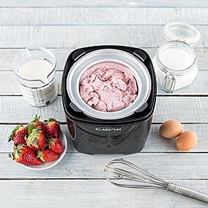 Klarstein Creamberry in Schwarz: Zubereitung