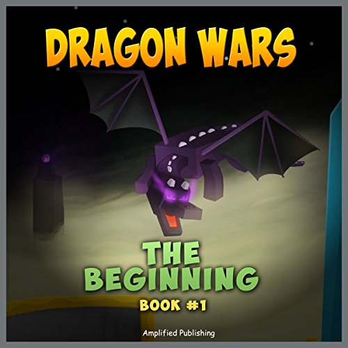 Dragon Wars - The Beginning audiobook cover art