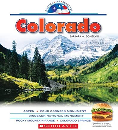 Colorado (America the Beautiful, Third) by Barbara A. Somervill (2008-05-01)