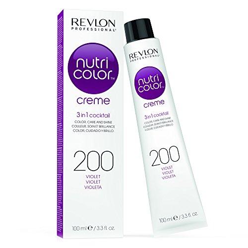 REVLON PROFESSIONAL Nutri Color Creme 200 Violet (100 ml)