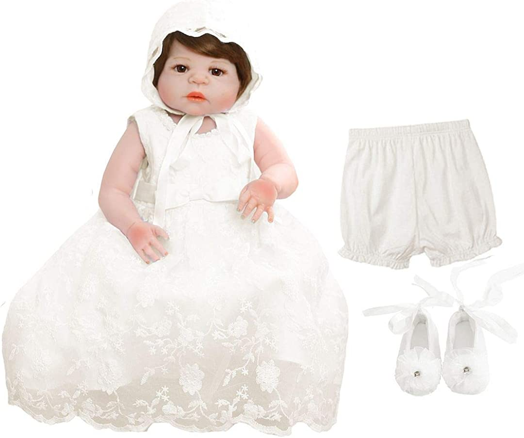 Ranking TOP10 Bow Dream Baby Girls Formal Occasion Special Ranking TOP12 Party Dresses 4Pcs