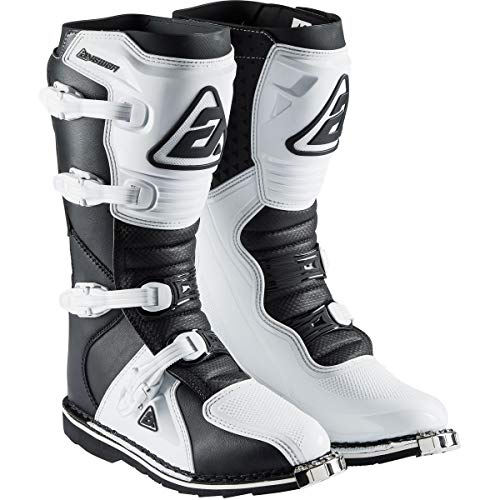 Answer 2020 AR1 Boots (9) (White/Black)