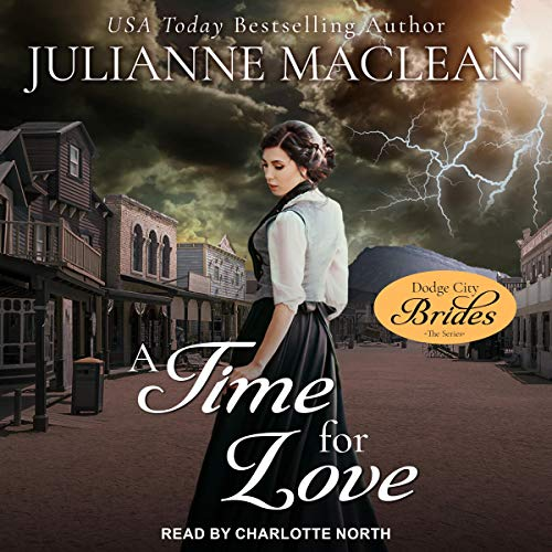 A Time for Love Audiobook By Julianne MacLean cover art
