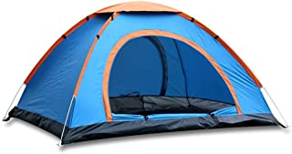 Outdoor Tent, Automatic Pop Up Tent, Compact Dome Tent, Also Ideal for Camping in The Garden, Lightweight Camping and Hiki...