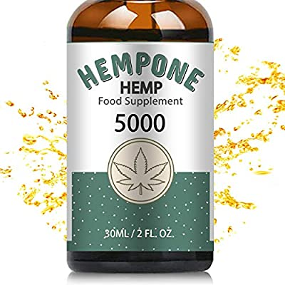 Highest Strength Oil Drops, Strongest Formula Best from The US (5000MG/30ML)