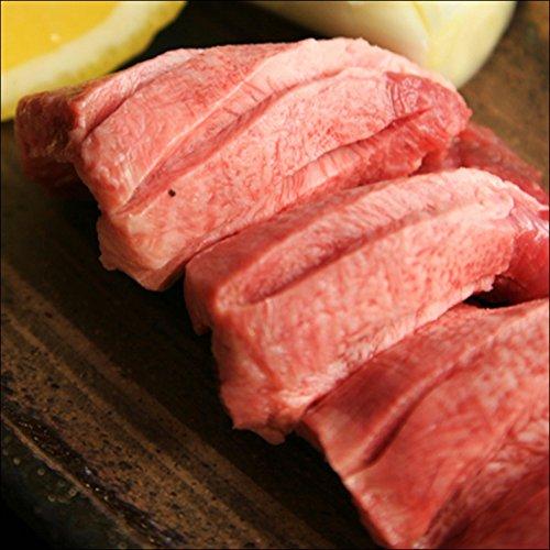 特別選別 最高クラス アメリカ産 ビーフ 牛たん 皮・タン先無 エクストラトリミング ブロック 約1キロ