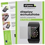 dipos I 6X Schutzfolie matt kompatibel mit Polar M600 Folie Bildschirmschutzfolie