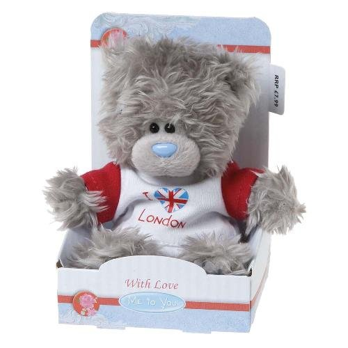 Me To You I Love London Bear by Me To You