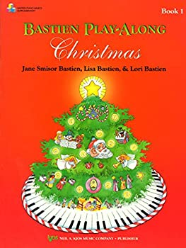 Sheet music WP415B - Bastien Play-Along Christmas Book 1 - Book Only Book