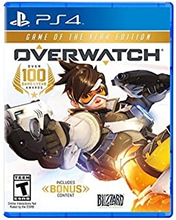 Overwatch - Game of the Year Edition- PlayStation 4