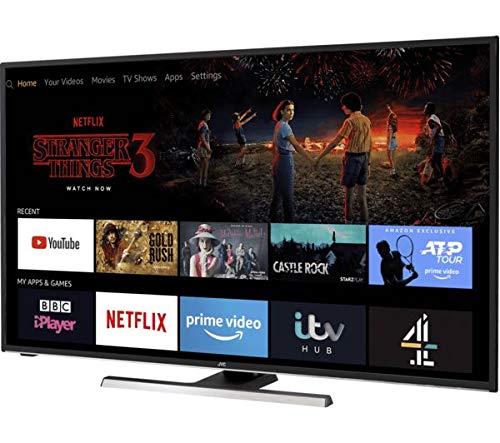 JVC Fire TV Edition 50'' Smart 4K Ultra HD HDR LED TV