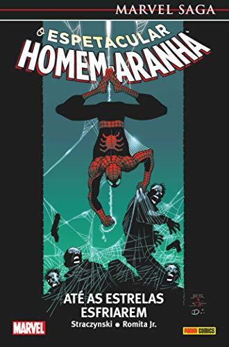Marvel Saga - o Espetacular Homem-Aranha Volume 2. Até as Estrelas Esfriarem: Capa Dura